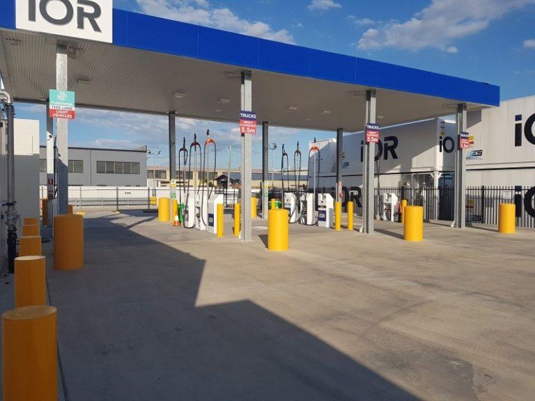 Fuel system NSW